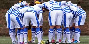 1.Bundesliga 2013/2014; FrauenMSV Duisburg - FSV Guetersloh (Testspiel).